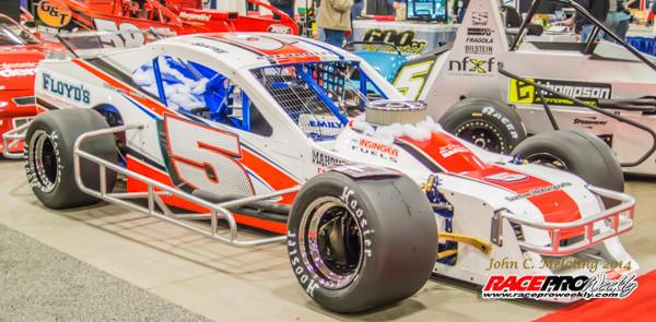 Motorsports Expo- 1-10-2014 - John Meloling