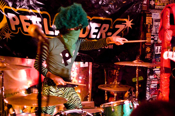 PEELANDER-Z at The Milestone 2009-03-14