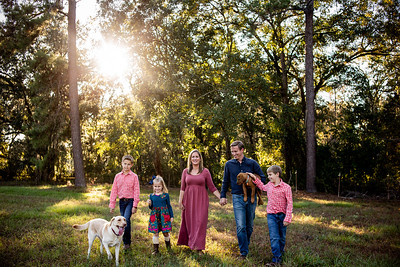 Spicer Family | Thomasville Georgia