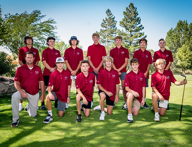 Golf Boys Team Pictures 2021