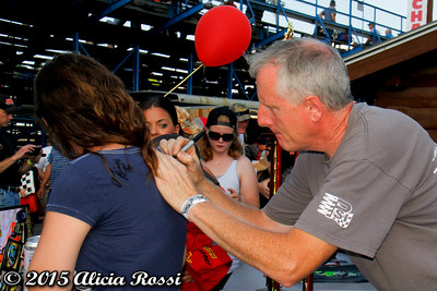Mr. Dirt - August 25, 2015 - Alicia Rossi