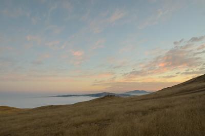 Mission Peak Sunrise Hike