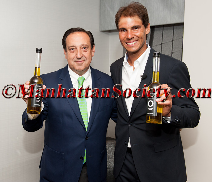 17th Annual Taste of Tennis NYC Featuring Chef Marcus Samuelsson and Tennis Legend Rafael Nadal, Presented by Olive Oils from Spain