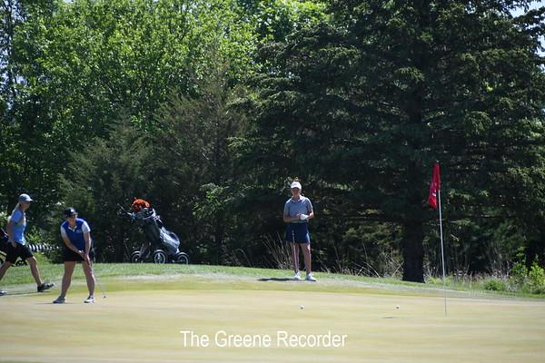 Golf State Meet 2021