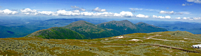 Mt. Washington by Nelson Crag  (August 1)