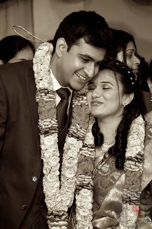 Ashwini & Shyam Wedding day