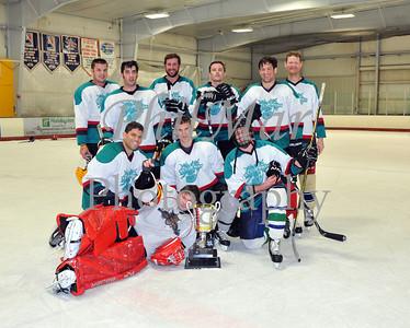 Red Championship - CBHL All-Stars vs Ice-A-Holics