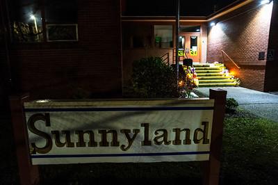 Candlelight Vigil for Sunnyland Elementary School Principal Lynn Heimsoth