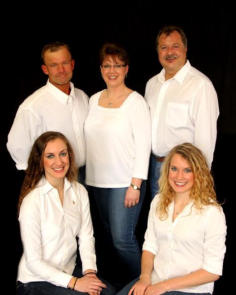 2012 Davis Family