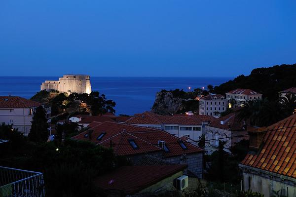 Balkans Croatia Bosnia Montenegro 2009