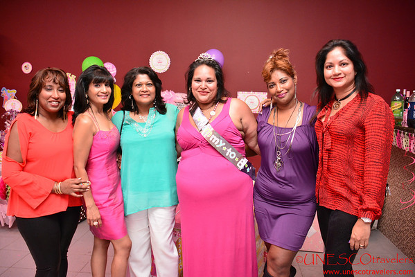 Andrea's Baby Shower
