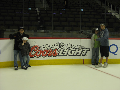 2010 March Avs Game