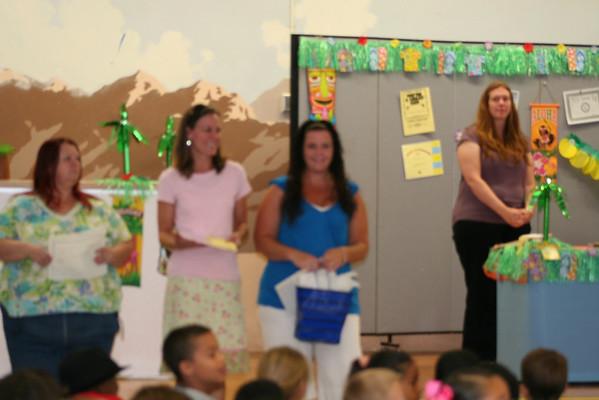 June 2010 School Awards