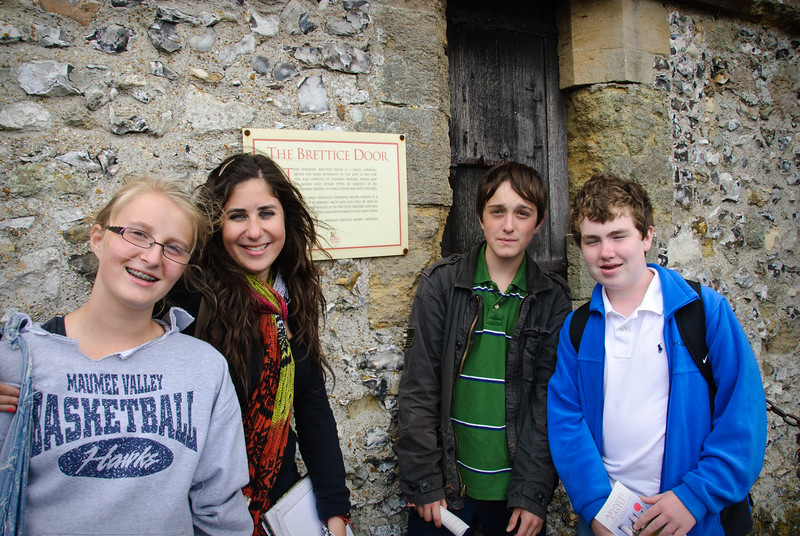 In the Keep at Arundel Castle