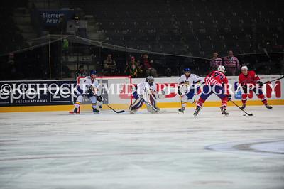 Game 8 Croatia vs Romania