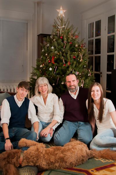 Andy and Charlotte Christmas