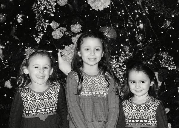 Ann, Nikki and Sarah Christmas