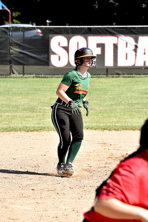 Hurricanes vs Titans Softball 6-25-2016