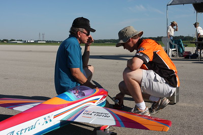 USA F3A Pattern Nationals in Muncie IN.
