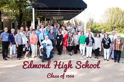 Edmond High School 1966