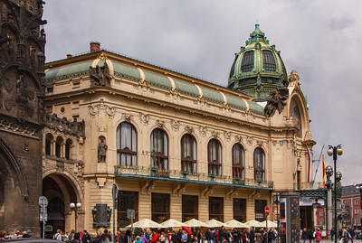 Prague 2017 - Municipal House