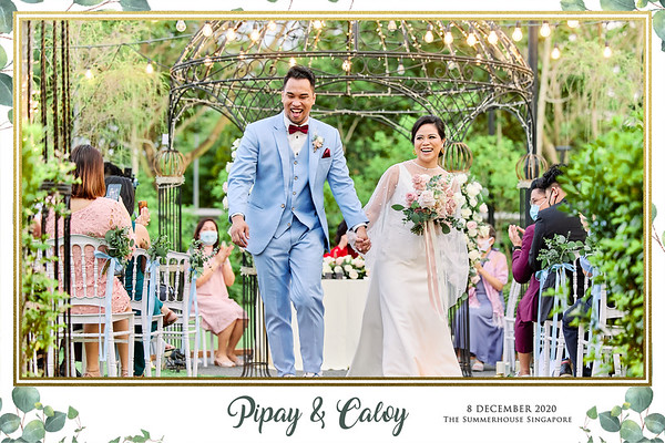 Wedding of Pipay & Caloy (Roving Photography)