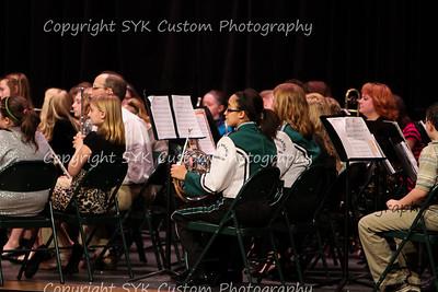 WBMS Winter Band Concert