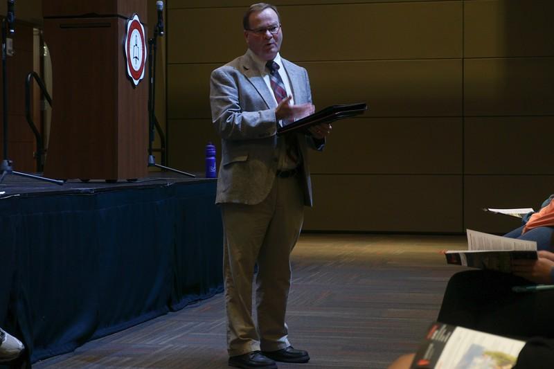 Dr. Carey Poole explains what Title IX covers.