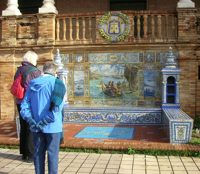 Tue 3/15 in Seville: All regions and cities of Spain were represented