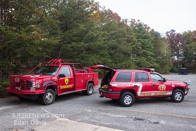 11-04-2014, Vehicle, Millville, Cumberland County NJ, Wade Blvd, Mill Village Apt.