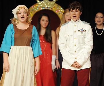 Holly Hill And Bryson Present Cinderella