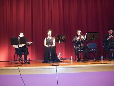 Tsirani Ensemble Concert 2016