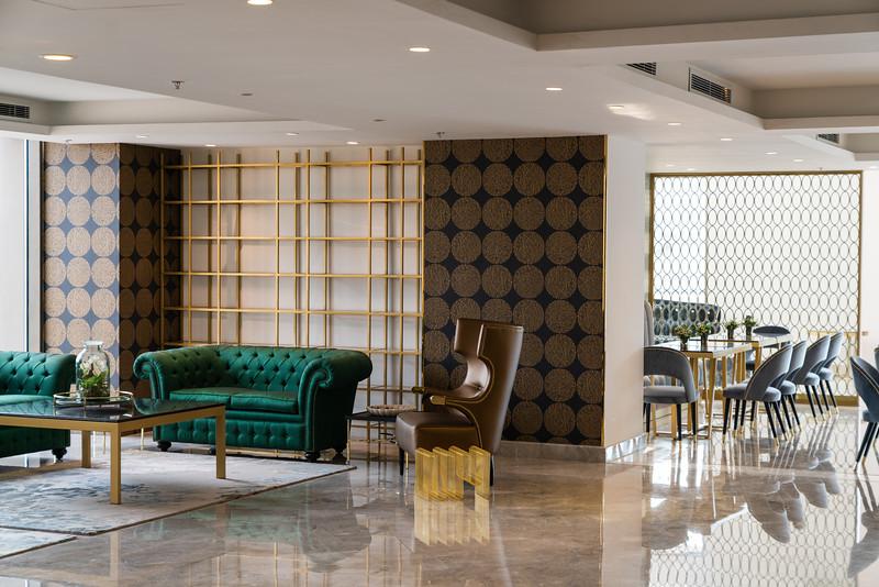 Urban Pallete Interiors / Sukoon Hotel