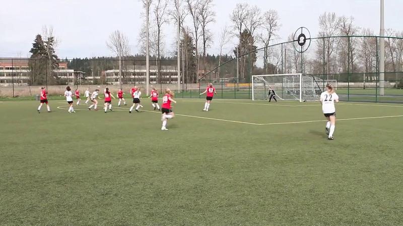Crossfire B vs D, Challenge Cup 2010