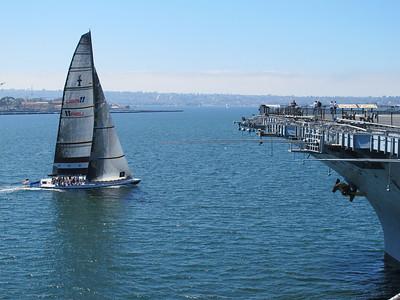 San Diego - August 2010