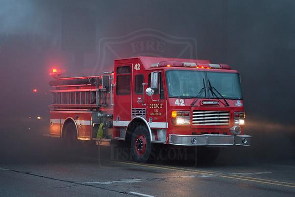 Detroit, MI - Box Alarm - 10000 Greenfield Rd. - April 29, 2013