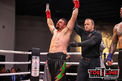 Mike Kyle  vs Bobo O'Bannon (W)