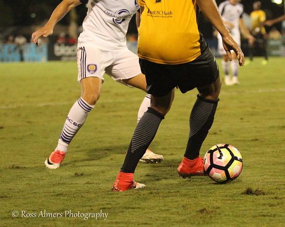 Charleston Battery vs Orlando City FC II July 30 2017