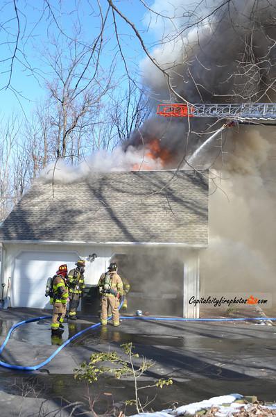 2/13/12 - Monroe Township, PA - Blossom Terrace