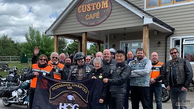 Custom Cafe, 27 May 2019