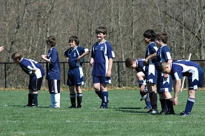U12 Boys Soccer Spring