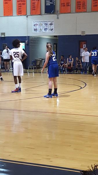 Basketball Jr. High-Kamryn