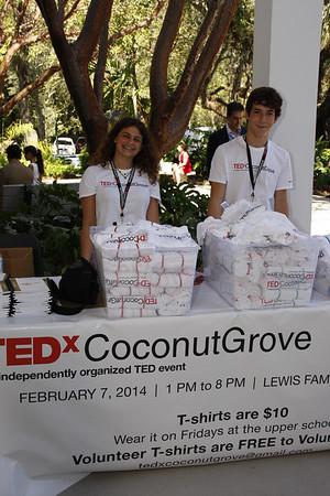 TEDxCoconutGrove - 02.07.14