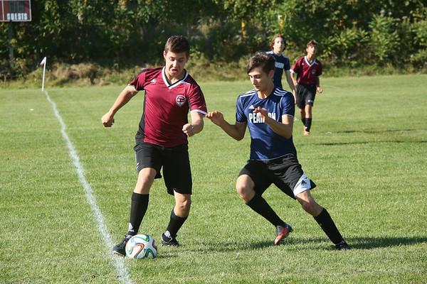 Midget Soccer Folder