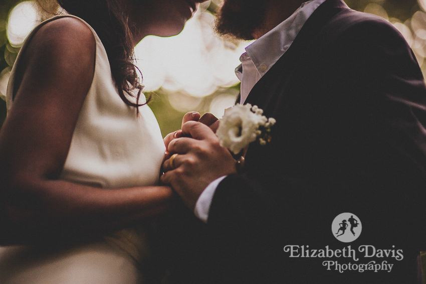 Lichgate Park Wedding photos | Elizabeth Davis Photography | Natural romantic candid wedding photography | Tallahassee Florida