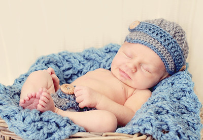 Lane Austin// newborn