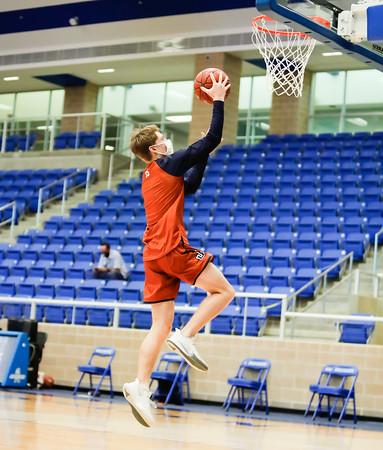 Varsity Boys Basketball vs Brandeis 020321