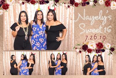 Nayely's Sweet 16