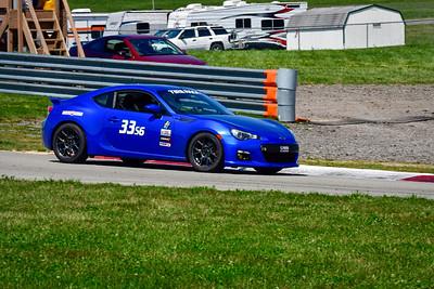2021 SCCA Pitt Race Aug TT Blu 33 Twin
