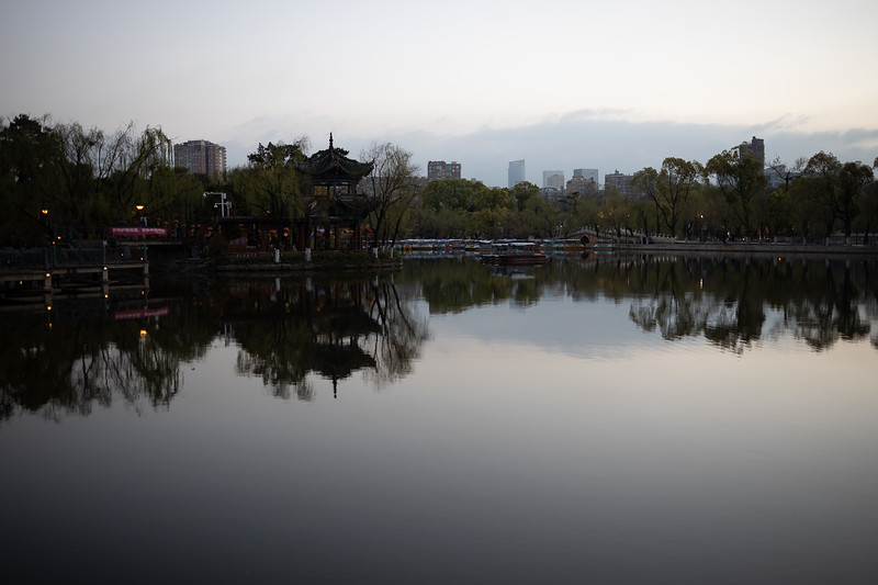 Yunnan, Chinese Tour with Mr. Maa, Kunming.